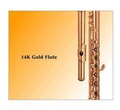 Flauta SANKYO modelo K14-3 DT