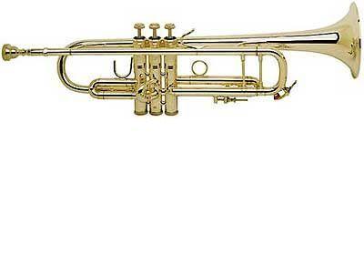Trompeta Sib BACH modelo 180ML tudel no standard LACADA