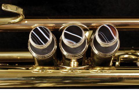 Juego nacares trompeta BACH SARDONYX niquelados