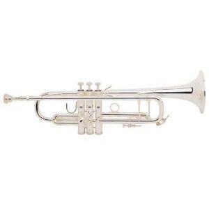 Trompeta Do BACH modelo C180L o ML campana 239H tudel no standard PLATEADA