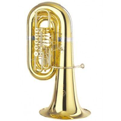 Tuba en Do B&S modelo 3098-L PT-6