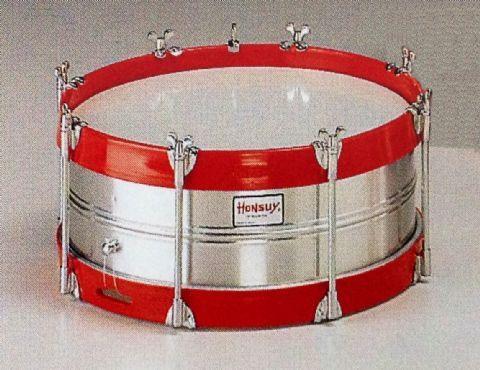 Tambor reglamento 35,5 x 18 cm aluminio HONSUY modelo 32070