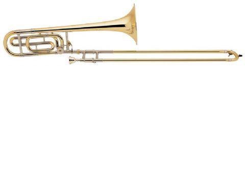 Trombon Sib/Fa BACH modelo 36 BG