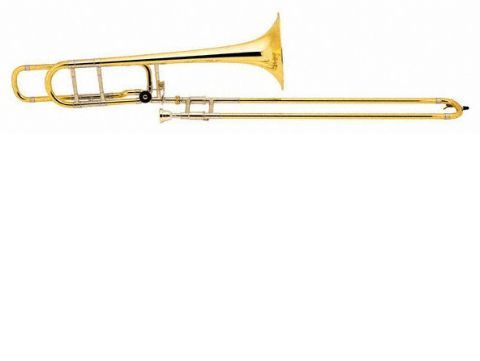 Trombon Sib/Fa BACH modelo 36 BOG