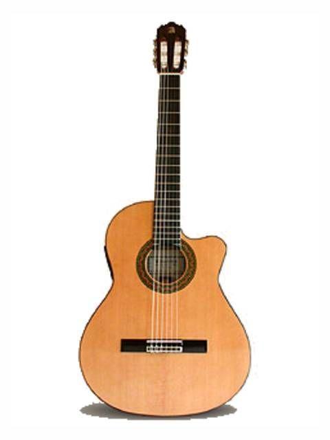 Guitarra Cut-Away ALHAMBRA modelo 3 F-CW-E1