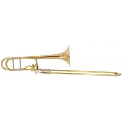 Trombon Sib/Fa BACH modelo 42 AG