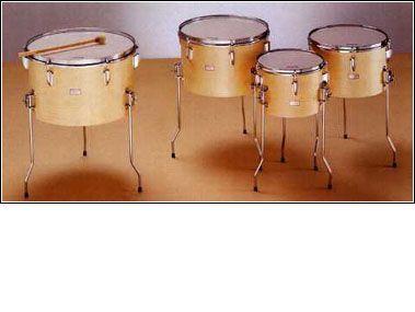 Timbal escuela 40,5 x 24 cm parche piel HONSUY modelo 44350