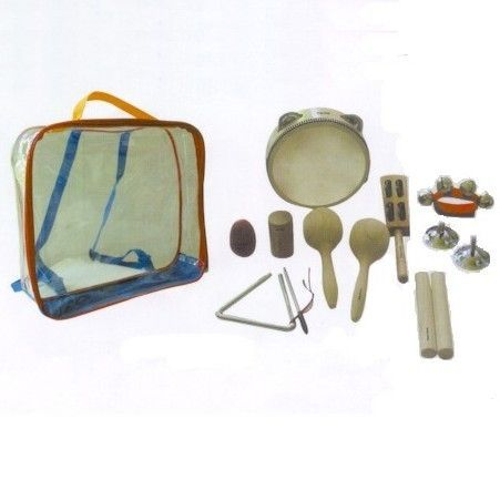 Kit mediano instrumentos de ritmo HONSUY modelo 46550