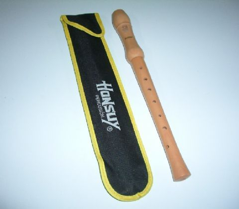 Flauta dulce de madera HONSUY modelo 47715