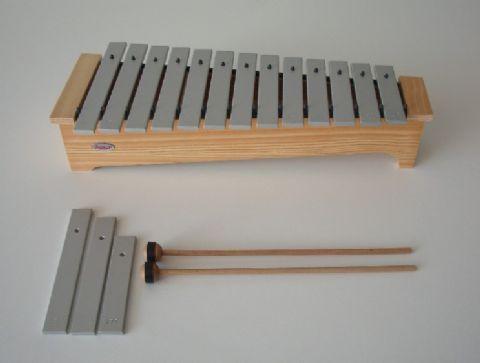 Metalófono soprano Do-La diatónico HONSUY modelo 49240