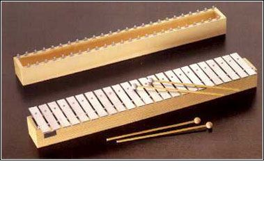 Metalófono intratonal 24 láminas HONSUY modelo 49850