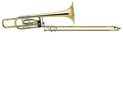 Trombon bajo BACH modelo 50 B3G