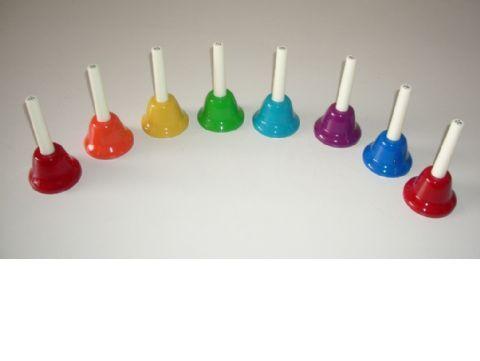 Juego de 8 campanas con mango HONSUY modelo 69700