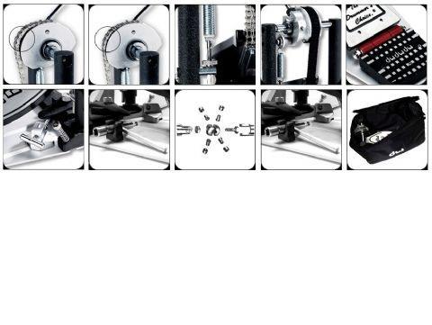 Pedal DW modelo 9000