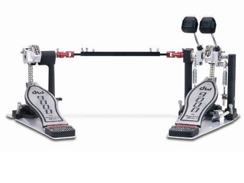 Pedal doble DW modelo 9002