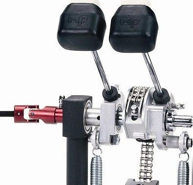 Pedal doble DW modelo 9002 ZURDO