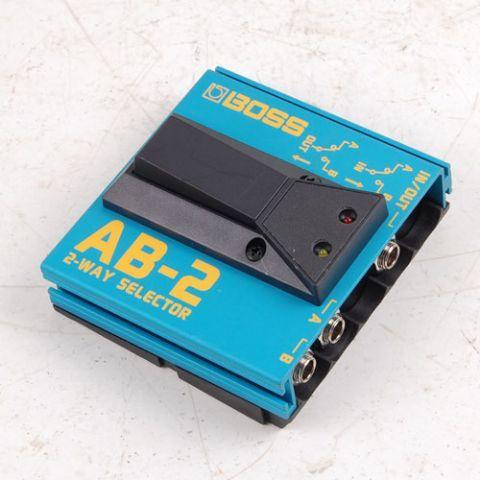 Pedal BOSS modelo AB-2