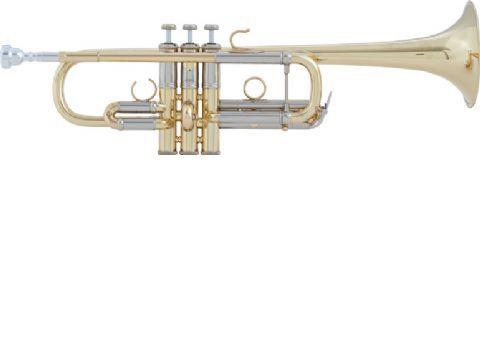 Trompeta Do BACH modelo AC190 ARTISAN LACADA