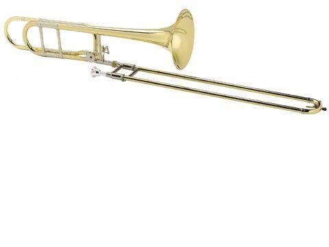 Trombon Sib/Fa COURTOIS modelo AC420BO LEGEND