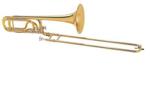 Trombon bajo COURTOIS modelo AC502B LEGEND
