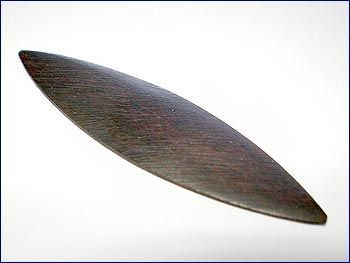 Pestaña oboe RIGOTTI modelo ACC/172D