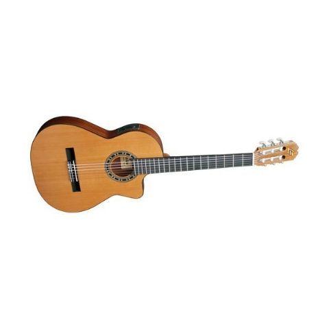 Guitarra clásica electrificada ADMIRA modelo MALAGA ECT