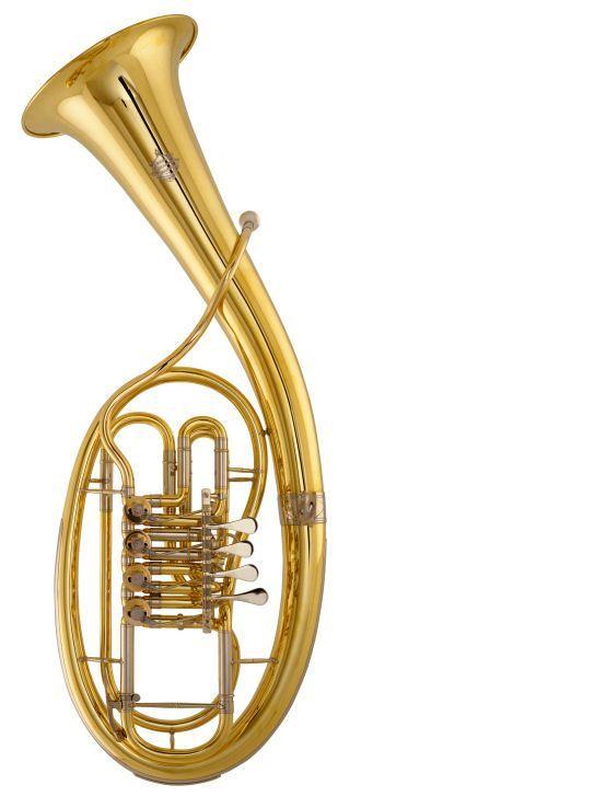 Tuba wagneriana ALEXANDER modelo 108 ML