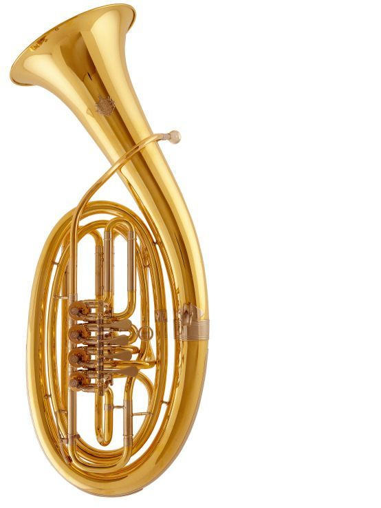Tuba wagneriana ALEXANDER modelo 111 ML