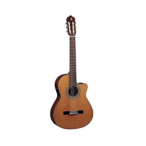Guitarra Cut-Away ALHAMBRA modelo 3 C-CT-E1