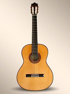 Guitarra flamenca ALHAMBRA modelo Luthier Flamenca