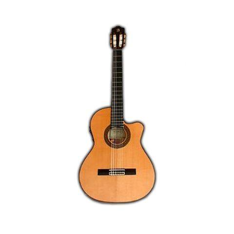 Guitarra Cut-Away ALHAMBRA modelo 7 P A-CW-E2