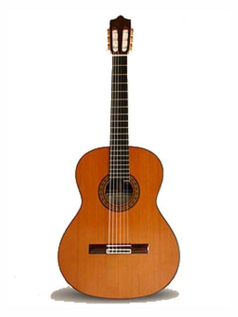 Guitarra clásica ALHAMBRA modelo Luthier India