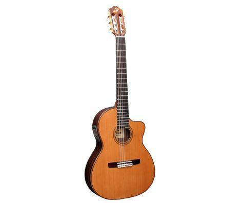 Guitarra clásica electrificada ADMIRA modelo AMANACER EC