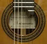 Guitarra clásica ALHAMBRA modelo Aniversario