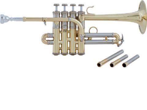 Trompeta piccolo BACH modelo AP190