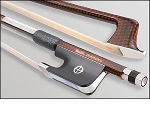Arco violonchelo 4/4 carbono modelo DIAMOND NX