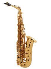 Saxofón alto SELMER modelo SA80/II JUBILE chapado oro