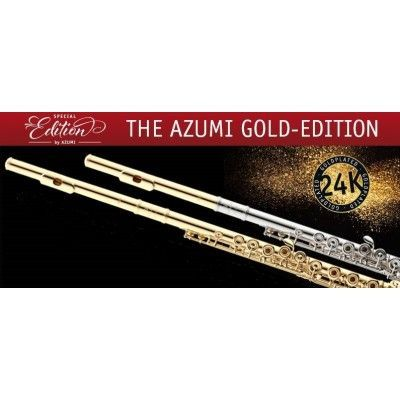 Flauta AZUMI modelo AZ-S3RBEGP3