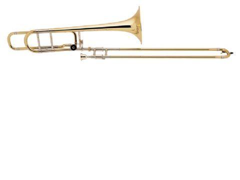 Trombon Sib/Fa BACH modelo LT36 BO