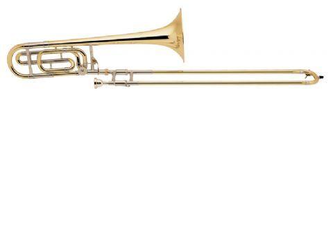 Trombon Sib/Fa BACH modelo 42 B