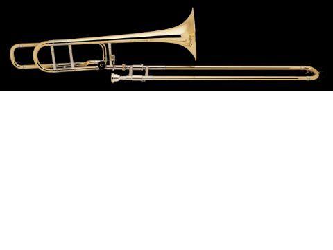 Trombon Sib/Fa BACH modelo LT42 BOG