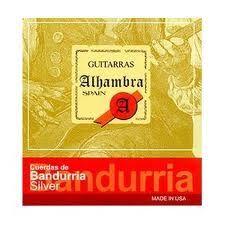 Juego cuerdas ALHAMBRA bandurria