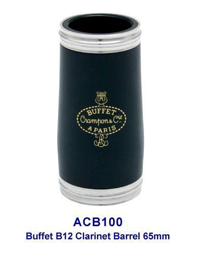 Barrilete clarinete BUFFET modelo B12