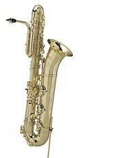 Saxofón bajo SELMER modelo SA80/II