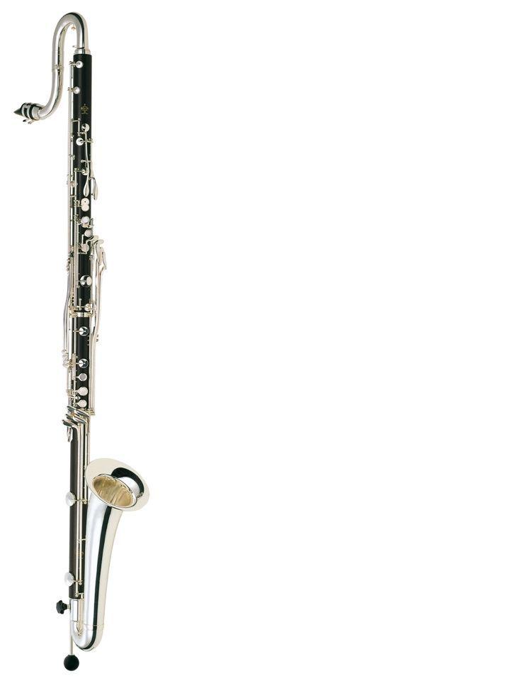 Clarinete contralto BUFFET modelo BC1553-2-0