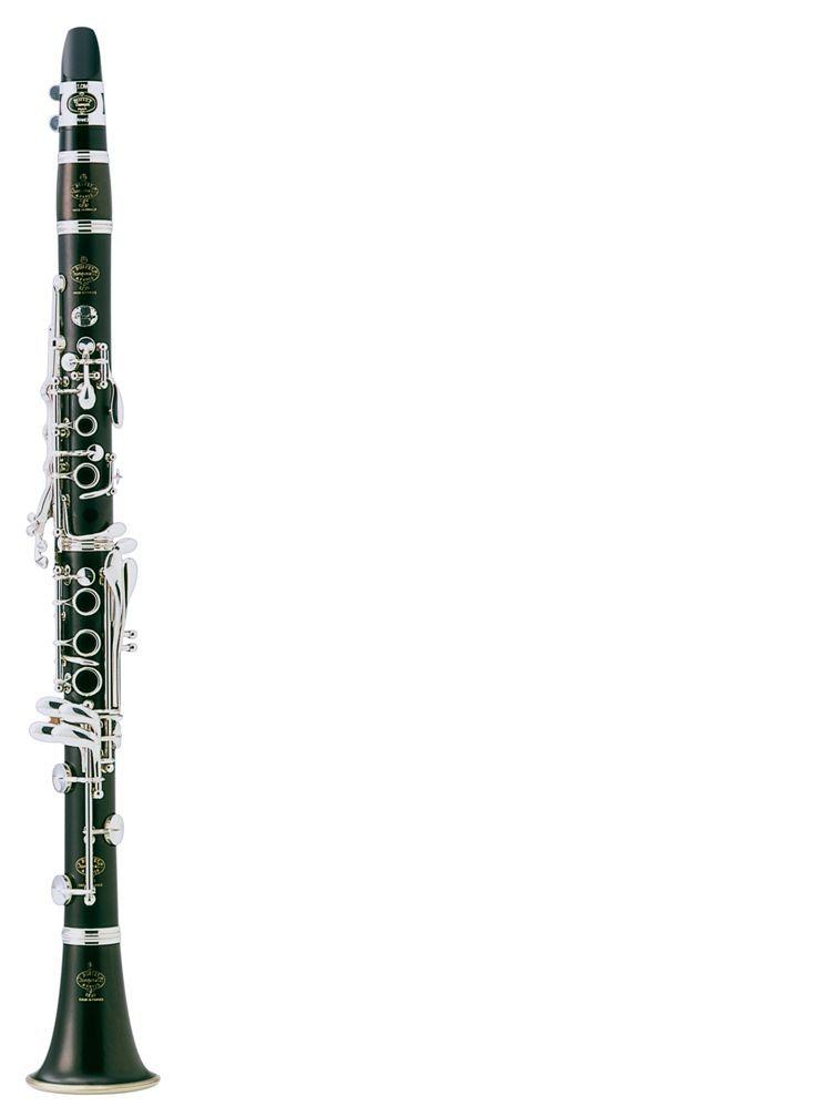 Clarinete en Do BUFFET modelo BC1607-2-0 RC PRESTIGE