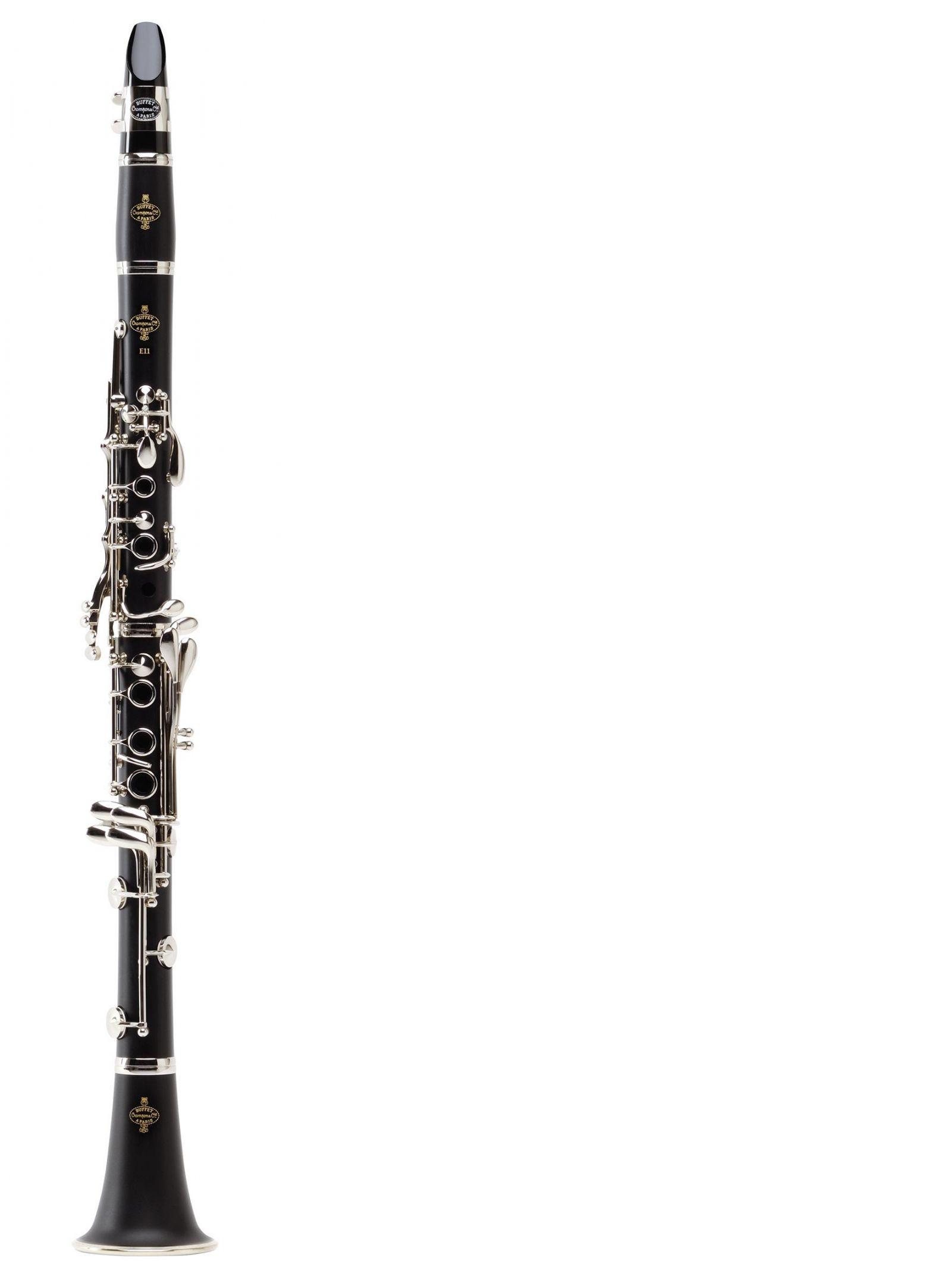 Clarinete Sib marca BUFFET modelo BC2501L-2-0 E11
