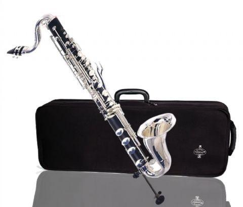 Clarinete bajo marca BUFFET modelo BC1180-2-0