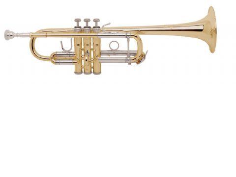 Trompeta Do BACH modelo C180L o ML campana 239 tudel standard LACADA