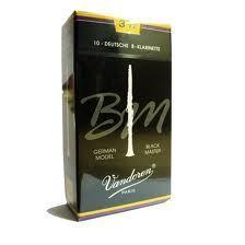 Caja de cañas clarinete VANDOREN modelo BLACK MASTER TRADICIONAL